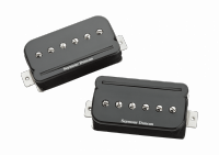 SEYMOUR DUNCAN P-Rails Set (BK)