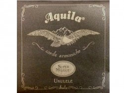 Struny do Ukulele Aquila Sup. Nylgut Concert LowG
