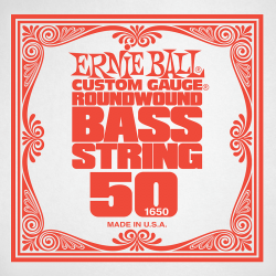 Struna do basu ERNIE BALL Slinky Nickel 050w