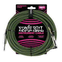 Kabel gitarowy ERNIE BALL 6082 (5,49m)