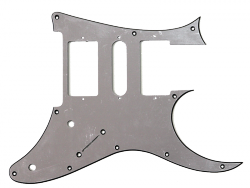 IBANEZ pickguard, maskownica do RG350DX (SILV)