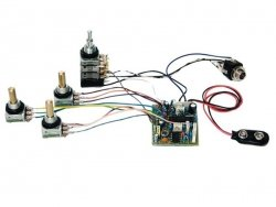 3-pasmowy układ korekcji MEC do aktywnych przetworników 9V M 60024-09 leworęczny