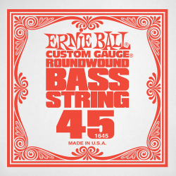 Struna do basu ERNIE BALL Slinky Nickel 045w