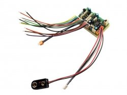 3-pasmowy EQ PCB MEC M 60957