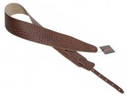 Pasek skórzany RALI Classic 06 37 (brązowy)