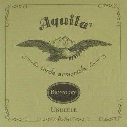 Struny do Ukulele AQUILA BioNylon Soprano LowG