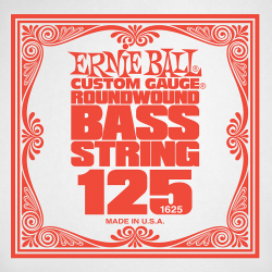 Struna do basu ERNIE BALL Slinky Nickel 125w