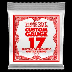 Pojedyncza struna ERNIE BALL Slinky 017