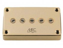 Aktywny przetwornik MEC M 60214 Star Bass 5 strun, bridge, złoty