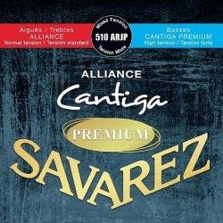 Struny do klasyka SAVAREZ Cantiga Premium 510 ARJP