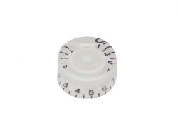 Gałka - typ Epiphone (biała)