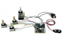3-pasmowy układ korekcji MEC do pasywnych przetworników 9V M 60034-09 leworęczny