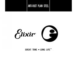 Struna ELIXIR NanoWeb Anti-Rust 017
