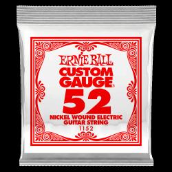 Pojedyncza struna ERNIE BALL Nickel Slinky 052w