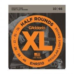 Struny D'ADDARIO Half Rounds EHR310 (10-46)