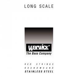 Struna do basu WARWICK Stainless Steel 175w Taper