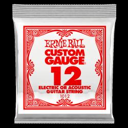 Pojedyncza struna ERNIE BALL Slinky 012