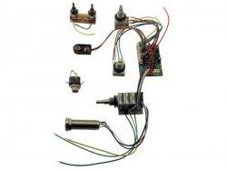 3-pasmowy equalizer MEC do basu Streamer LX Ltd '08 M 60056