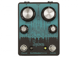 EARTHQUAKER DEVICES Spires Nu-Face Double Fuzz