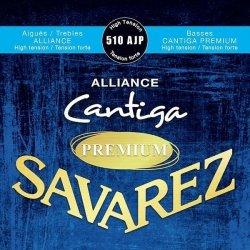 Struny do klasyka SAVAREZ Cantiga Premium 510 AJP