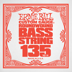 Struna do basu ERNIE BALL Slinky Nickel 135w