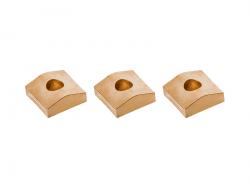 FLOYD ROSE - komplet docisków blokady strun (GD)