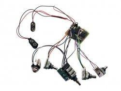 3-pasmowy układ korekcji MEC do aktywnych przetworników 18V M 60024-18