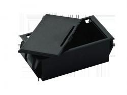 Pudełko na baterię 9V WARWICK 50003
