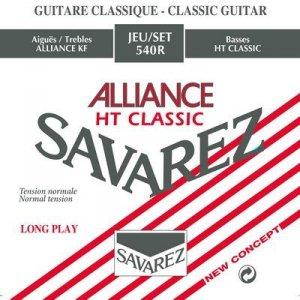 Struny do klasyka SAVAREZ Corrum i Alliance 540 R
