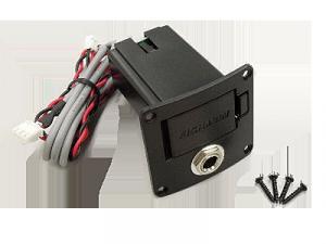 Pudełko na baterie 9V i gniazdo IBANEZ 5AJB21B