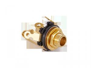 Gniazdo jack stereo MEC 50112 (GD)