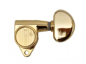 Klucze blokowane KLUSON MLG33 Top Lock (GD, 3+3)