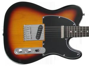 Gitara TRIBUTE Tonecaster Deluxe (3TS)