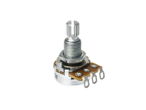 Potencjometr mini ALPHA 500K liniowy M8  (std)