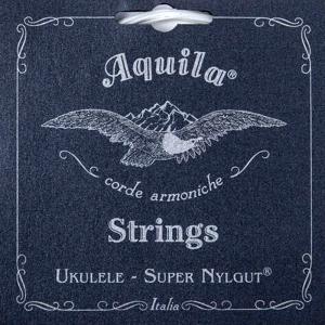 Struny do ukulele AQUILA Sup. Nylgut Tenor HighG