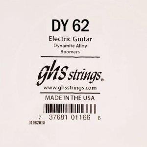 Pojedyncza struna w owijce GHS Boomers 062w