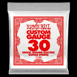 Pojedyncza struna ERNIE BALL Nickel Slinky 030w