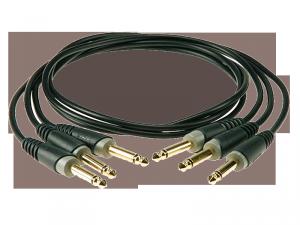 KLOTZ PP-JJ0030, złączka patch 30cm (3szt.)