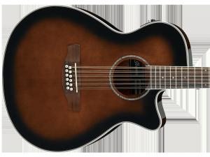 Gitara elektro-akustyczna IBANEZ AEG1812II-DVS