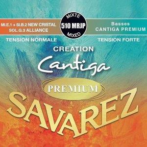 Struny do klasyka SAVAREZ Cantiga Premium 510 MRJP