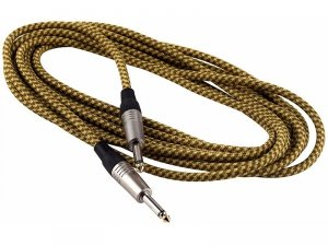 Kabel instrumentalny ROCKCABLE 30206 TC GD (6,0m)