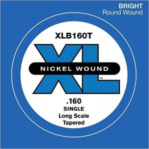 Struna do basu D'ADDARIO XL Nickel Wound 160w T