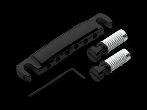 Blokowany, aluminiowy zaczep TONEPROS T1ZA (BK)