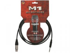 Kabel mikrofonowy KLOTZ M1FP1K0500 XLR-jack (5,0m)