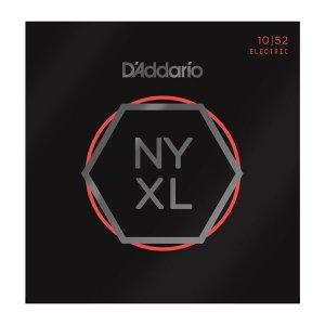 Struny D'ADDARIO NYXL Nickel Wound (10-52)
