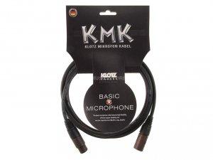 Kabel mikrofonowy KLOTZ KMK - XLR-XLR (5,0m)