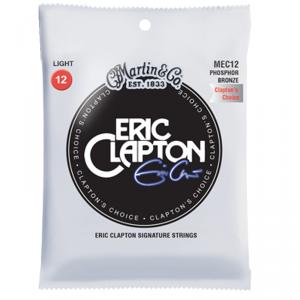 Struny do akustyka MARTIN E. Clapton MEC12 (12-54)