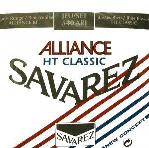 Struny do klasyka SAVAREZ Corrum i Alliance 540ARJ
