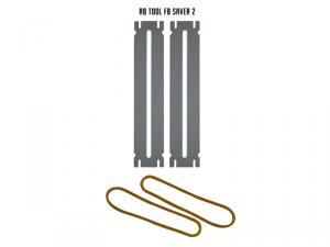 Blaszki ochronne do czyszczenia progów (medium)