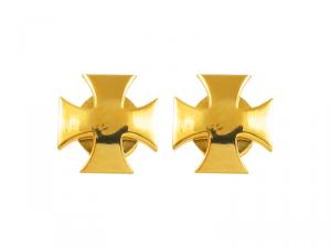 Blokowane zaczepy paska GROVER 640 Iron Cross (GD)